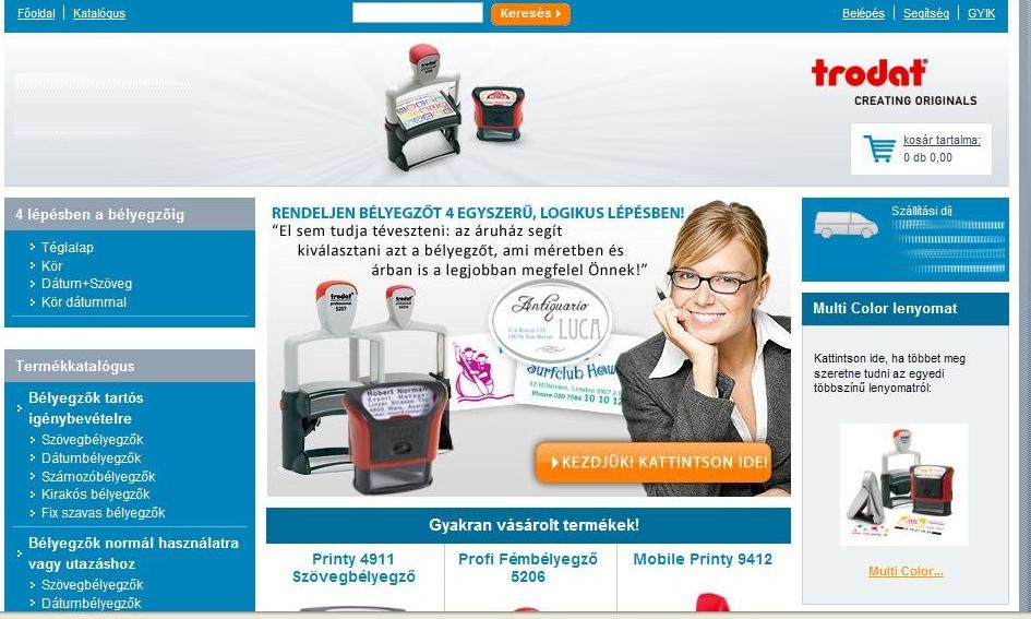 belyegzo-expressz-uj-webaruhaz